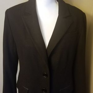 Liz Claiborne Wool Maxi Dress Coat - Vintage